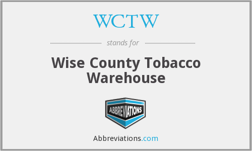 What does WCTW stand for?