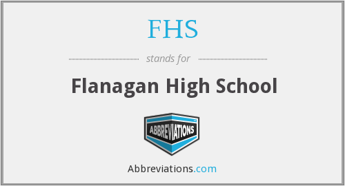 FHS - Flanagan High School