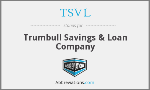What does TSVL stand for?