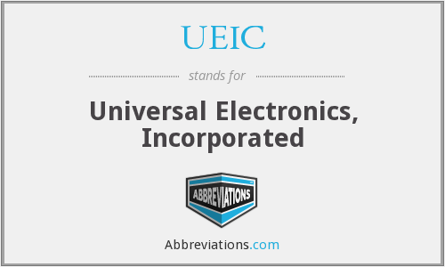 What does UEIC stand for?