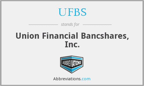 What does UFBS stand for?