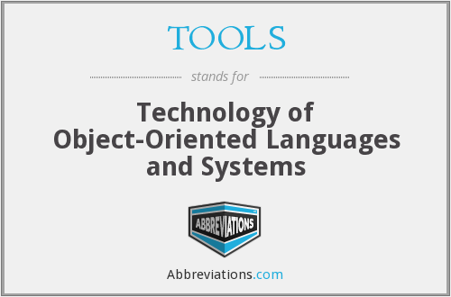 What does TOOLS stand for?