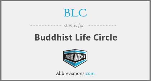 BLC - Buddhist Life Circle