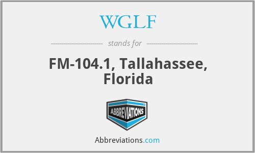 WGLF - FM-104.1, Tallahassee, Florida