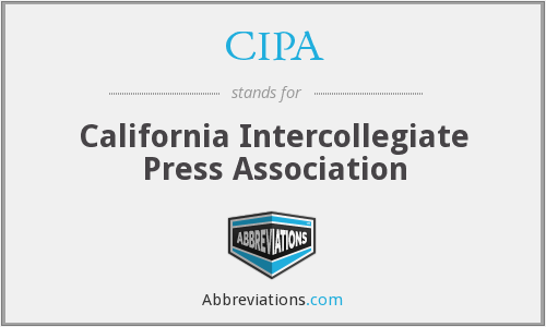 CIPA - California Intercollegiate Press Association