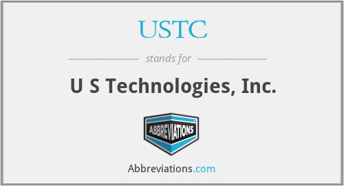 USXX - U S Technologies, Inc.