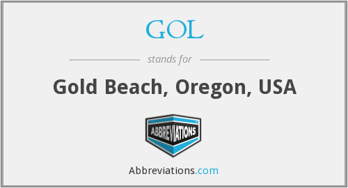 What does GOL stand for?