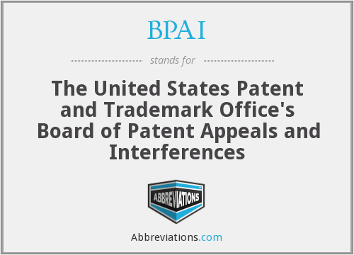 What does BPAI stand for?