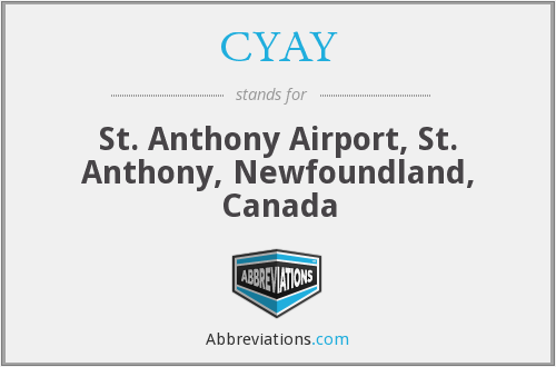 What does CYAY stand for?