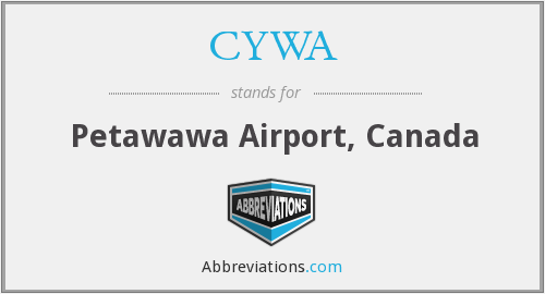 What does CYWA stand for?