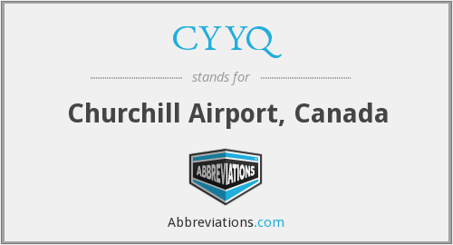 What does CYYQ stand for?