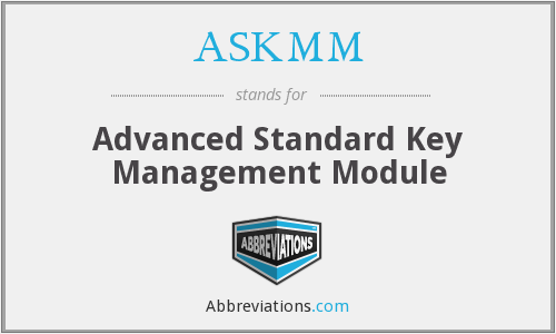 What does ASKMM stand for?
