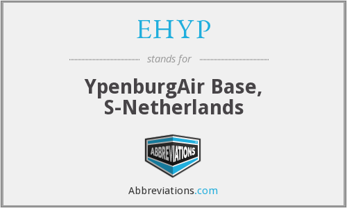 What does EHYP stand for?