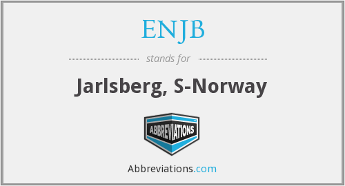 What does ENJB stand for?