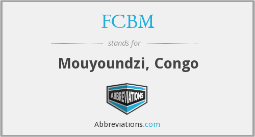 What does FCBM stand for?