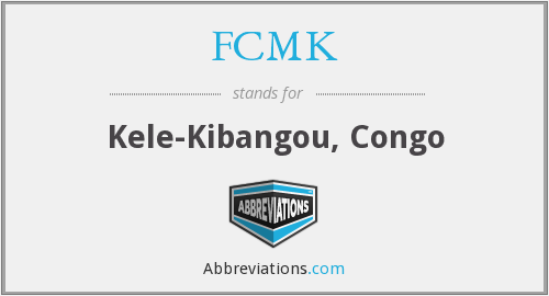 What does FCMK stand for?