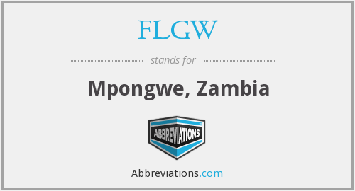 What does FLGW stand for?