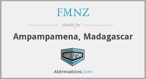 What does FMNZ stand for?