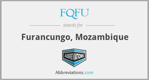 FQFU - Furancungo, Mozambique