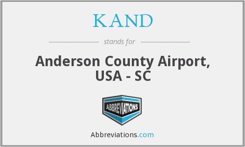 What does KAND stand for?