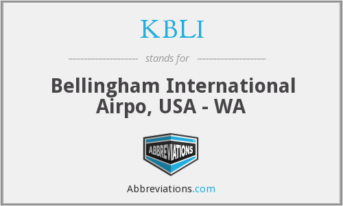 What does KBLI stand for?