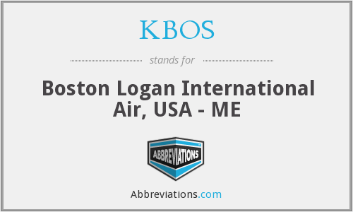 What does KBOS stand for?