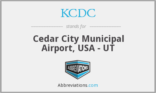What does KCDC stand for?