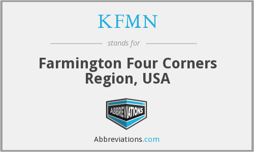 KFMN - Farmington Four Corners Region, USA