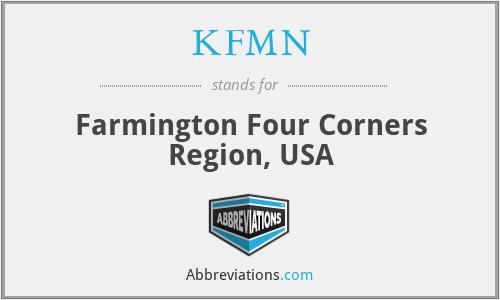 KFMN - Farmington Four Corners Region, USA