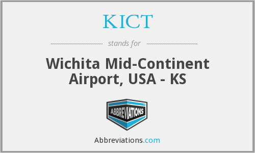KICT - Wichita Mid-Continent Airport, USA - KS