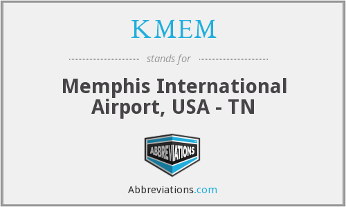 KMEM - Memphis International Airport, USA - TN