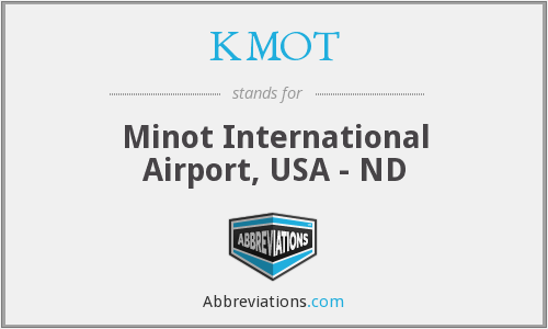 What does KMOT stand for?