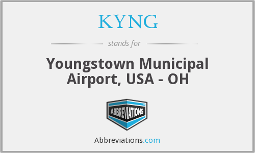 KYNG - Youngstown Municipal Airport, USA - OH