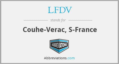 What does LFDV stand for?
