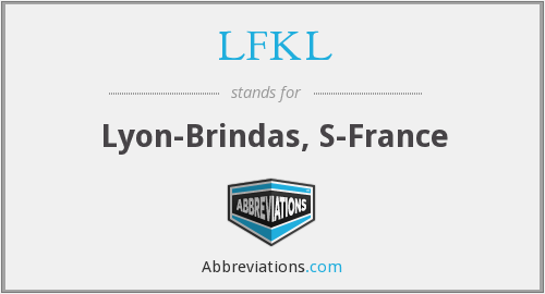 What does LFKL stand for?