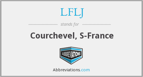What does LFLJ stand for?