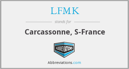 What does LFMK stand for?