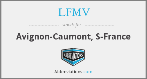 What does LFMV stand for?
