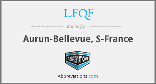 What does LFQF stand for?