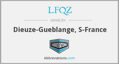 What does LFQZ stand for?