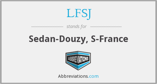 What does LFSJ stand for?