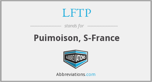 What does LFTP stand for?