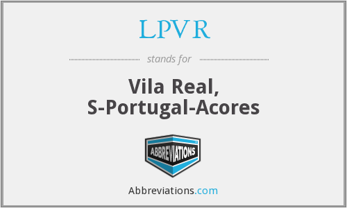 What does LPVR stand for?