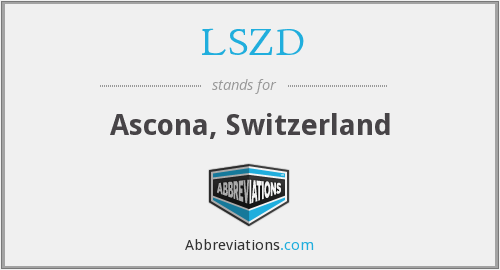 What does LSZD stand for?
