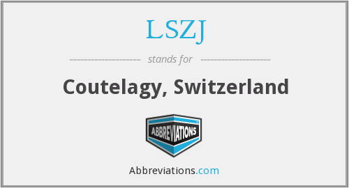 What does LSZJ stand for?