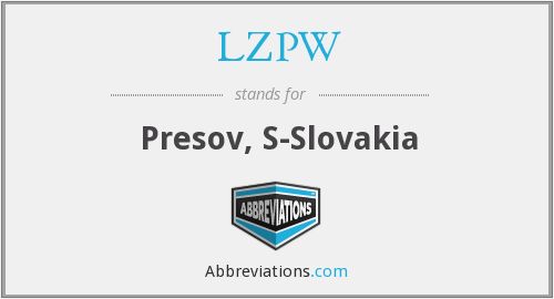 What does LZPW stand for?