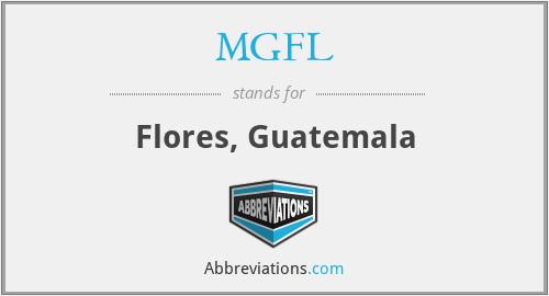 MGFL - Flores, Guatemala