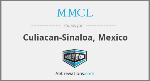 What does MMCL stand for?