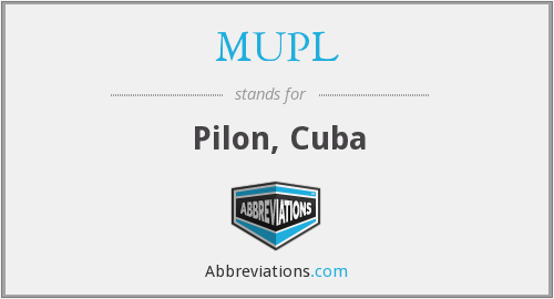 What does MUPL stand for?