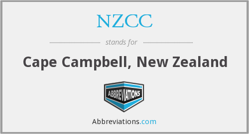 NZCC - Cape Campbell, New Zealand